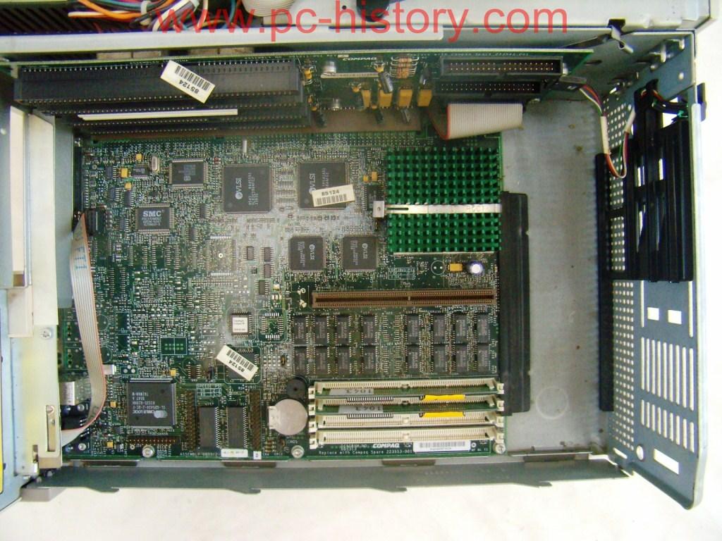 windows nt 40 testing for a compaq prolinea 590 system
