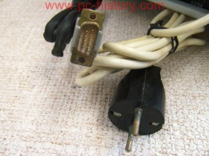 Monitor_BMM3105_cable
