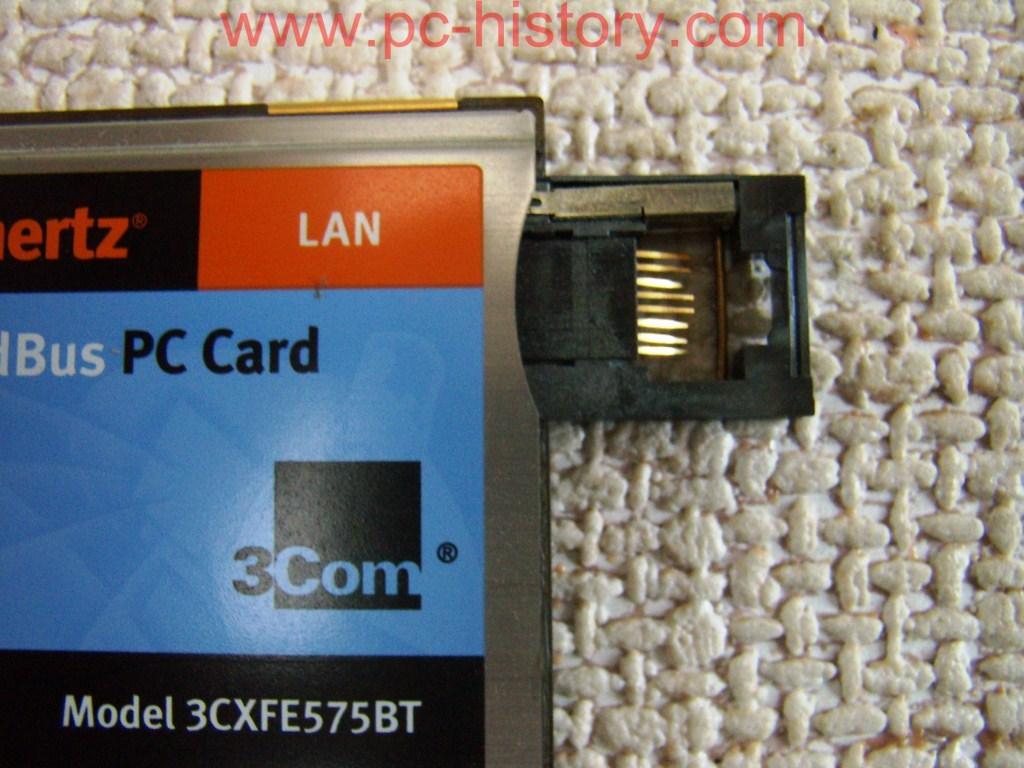 3com megahertz 10/100 lan cardbus