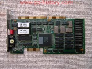 PCII-88_386-40MHz_Turbo_16bit_video