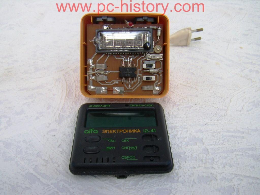 инструкция электроника 12-41а