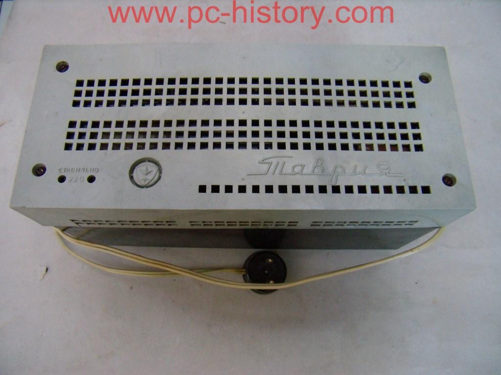 Стабилизатор напряжения для телевизора старого образца