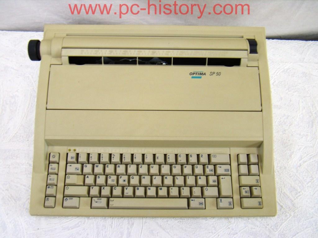 Инструкция к электронной пишущей машинке optima sp 51