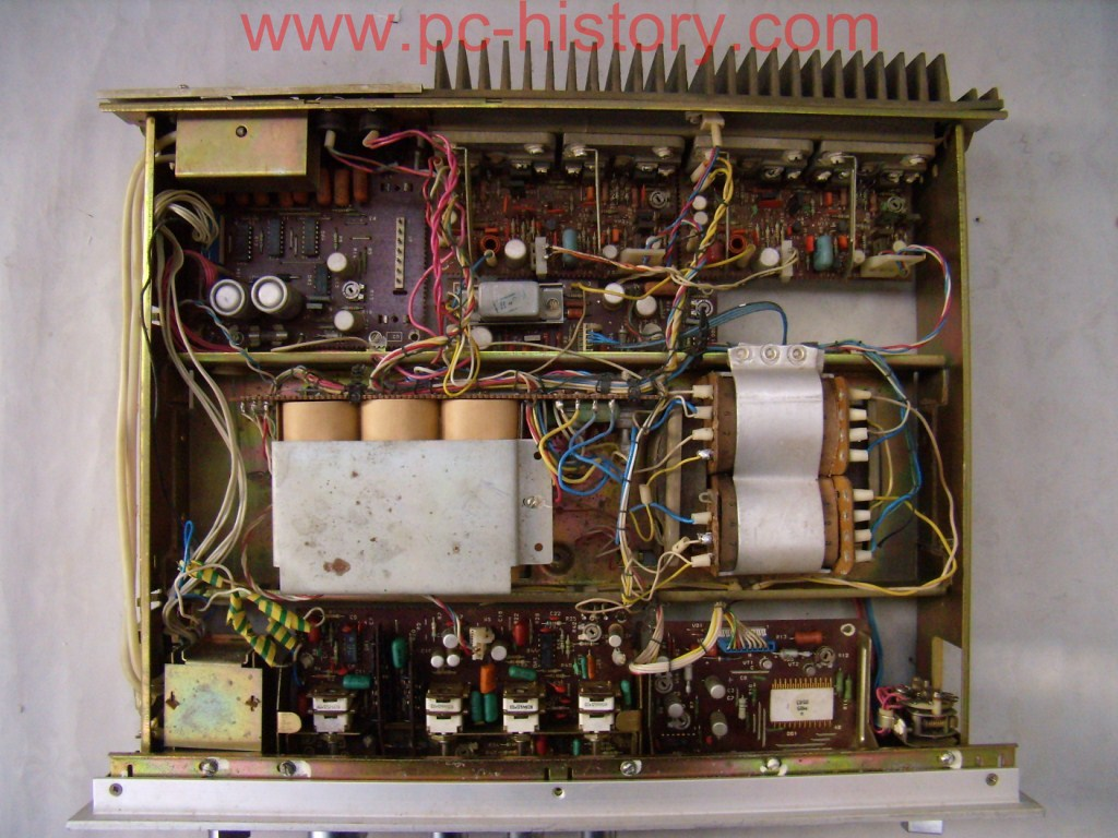 Усилитель у101 стерео (radiotehnika) и колонки s30