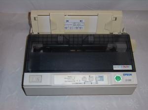 Бумага на принтер epson lx-300