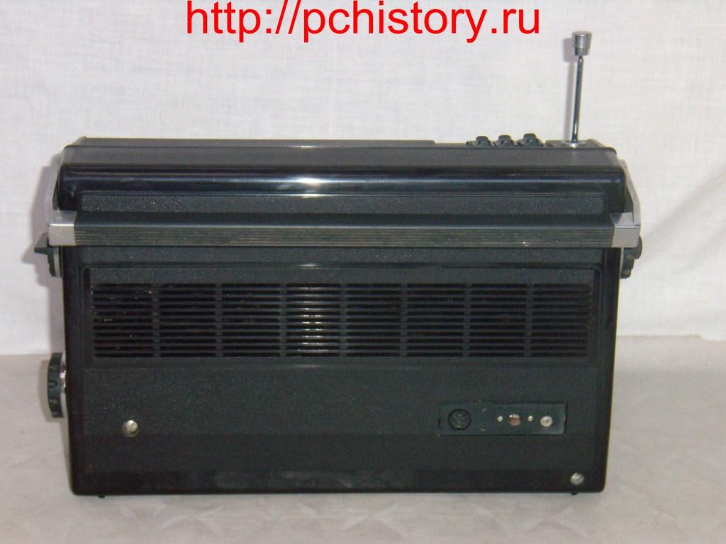 """Radiouztvērējs VEF  """"Spīdola 232 """" ."""